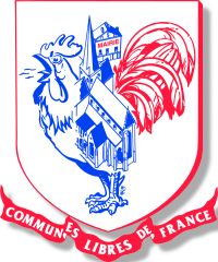 Logo des Communes Libres de France